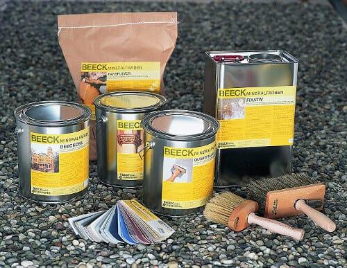 Beek Mineral Paints
