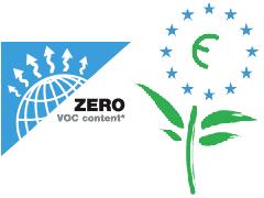 Zero VOC Label