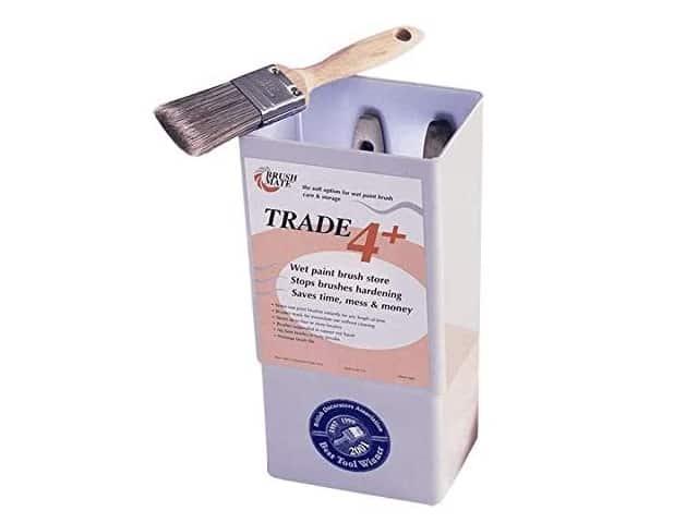 Paint brush storage size 4