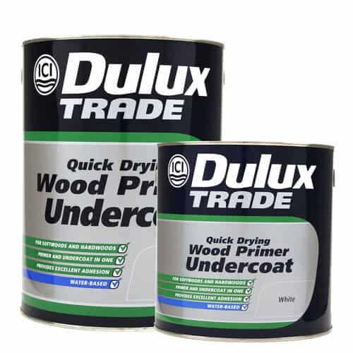 quick drying acrylic primer/undercoat