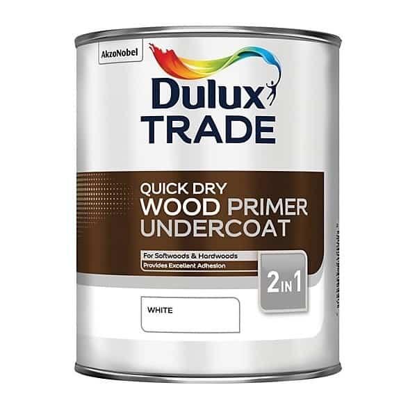 Quick Dry Wood Primer & Undercoatr