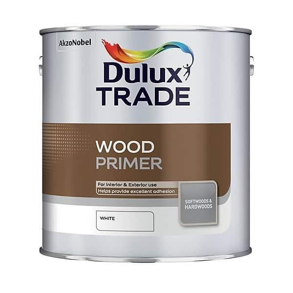 Oil based wood primer