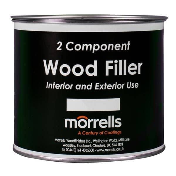 2 pack wood filler for coloured wood