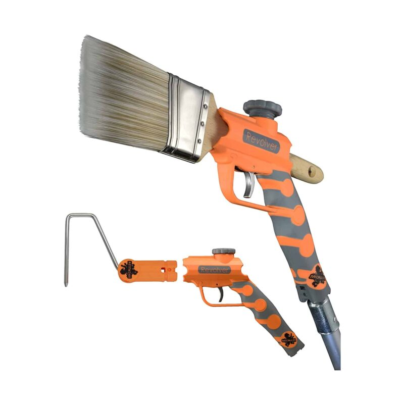 Paint brush holder