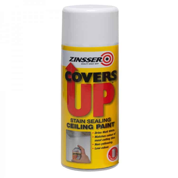 Zinsser Covers Up Stain Block